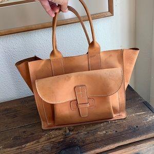 Agnes Baddoo SAC 1 natural tote bag.